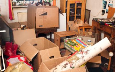 Comment vider un logement dans l'urgence ?