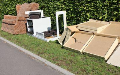 Comment enlever des meubles encombrants ?